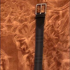 Men's Burberry Belt 44/110